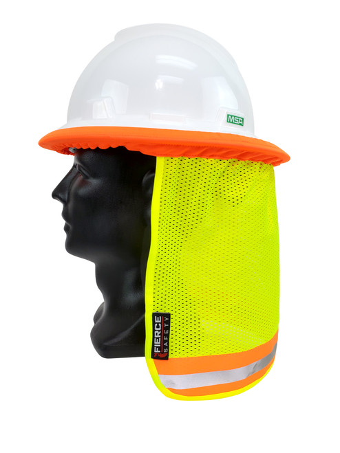Fierce Safety AC100HG High Vis Green Universal Hard Hat Shade