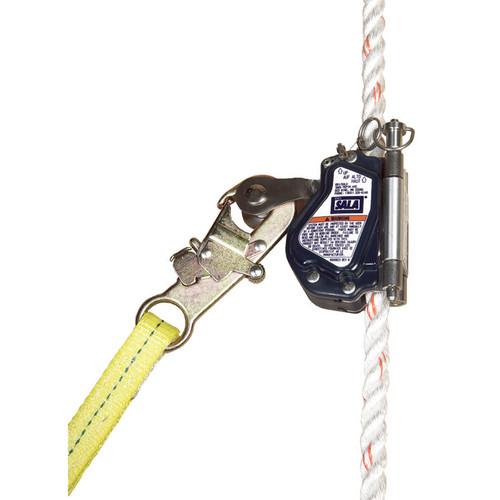 """DBI SALA 5000335 Lad-Saf Mobile Rope Grab for Use on 5/8"""" Rope Lifeline"""