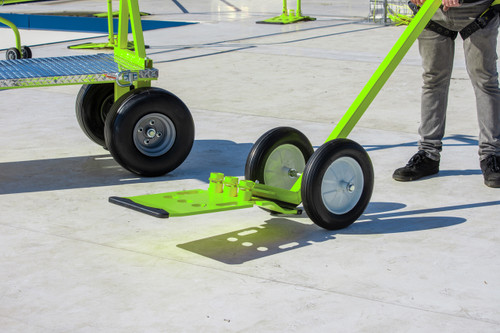 Frontline Guardrail Base Lifting Dolly