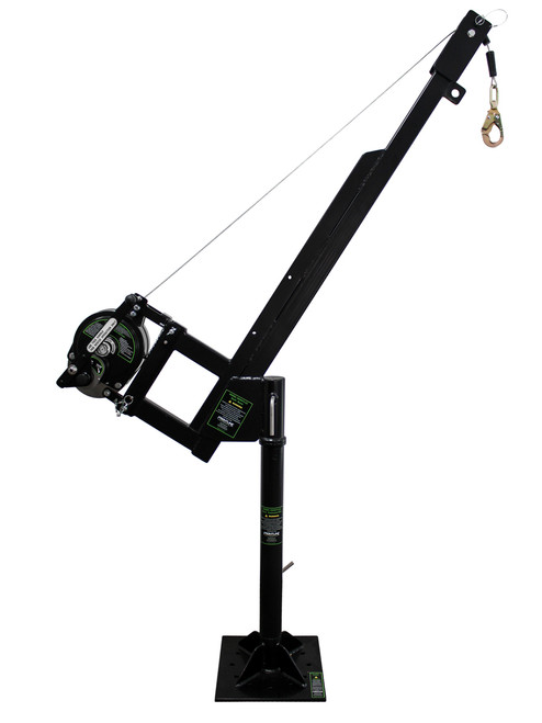 Patriot™ Confined Space Davit with 3-Way Retrieval System - Made in USA