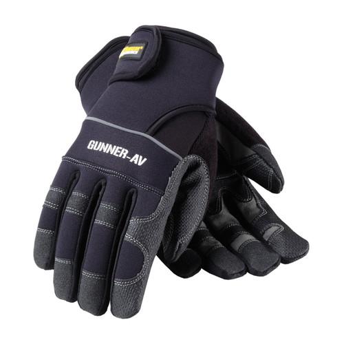 PIP 120-4400 Gunner AV Maximum Safety Synthetic Leather Gloves