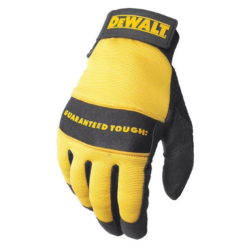 DeWalt DPG20 All Purpose Synthetic Leather Gloves (Pair)