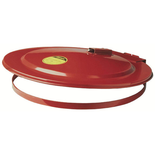Justrite 26750 Steel Drum Cover with Fusible Link for 55 Gal