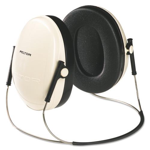3M H6B/V Optime 95 Behind The Head Earmuffs NRR 21 dB