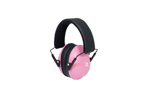 Radians LS0800CS Pink Protective Foldable Safety Earmuffs #JOININGTHEFIGHT