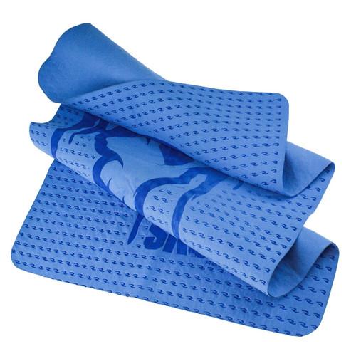 Radians RCS10 Blue Arctic Skull Cooling Towel