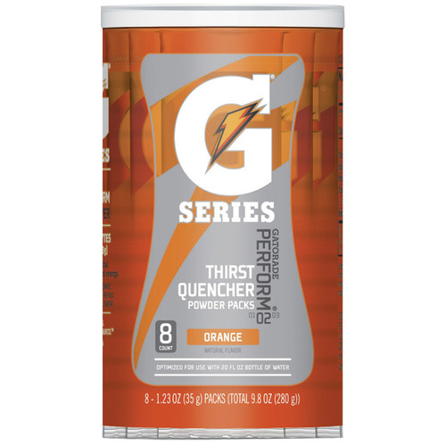 Gatorade 13165 Thirst Quencher G2 Orange 20 oz Single Serve (Case)