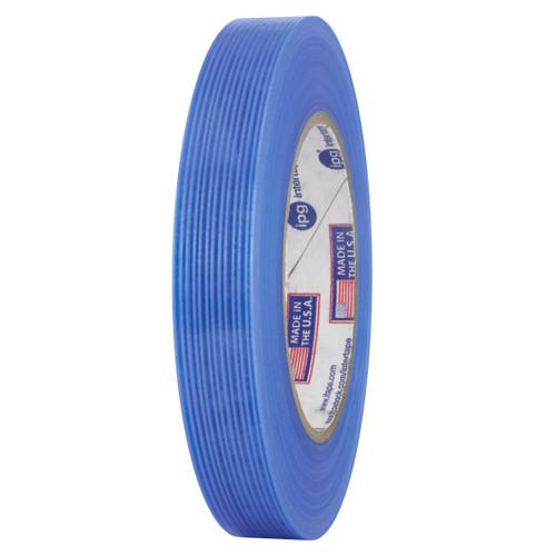 APL1B 1# Bopp Removable Premium Blue Filament Tape
