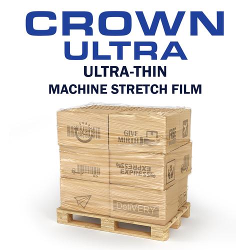 Crown Ultra | Ultra-Thin Machine Stretch Film