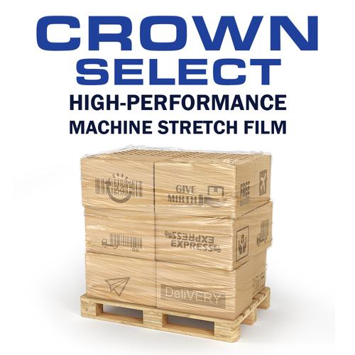 Crown Select | High Quality Machine Stretch Film