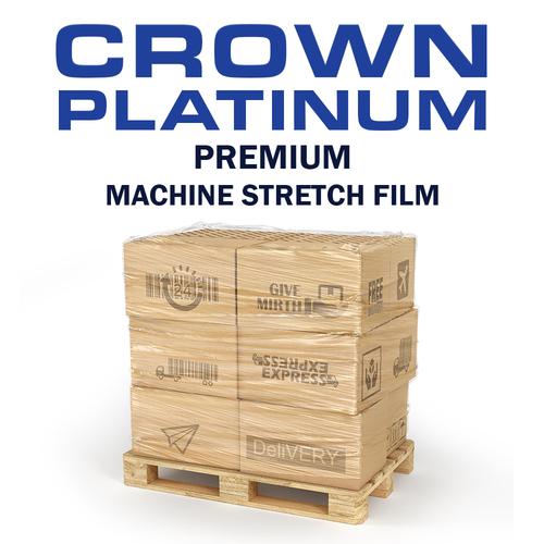 Crown Platinum | Premium Machine Stretch Film