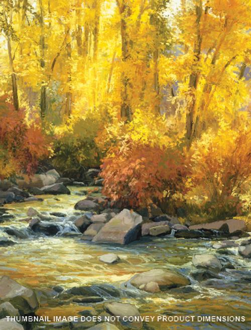 Gold in Main Creek
