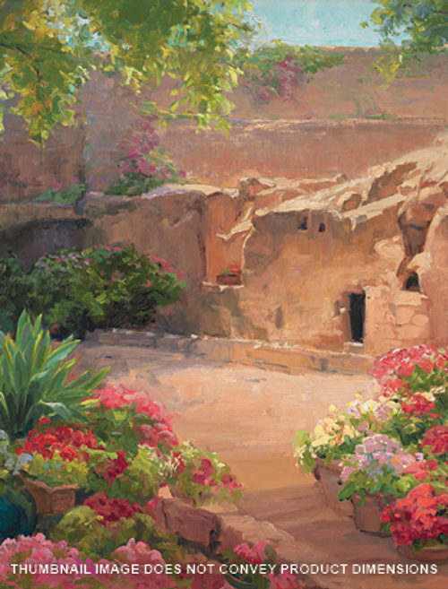 Garden of the Empty Tomb