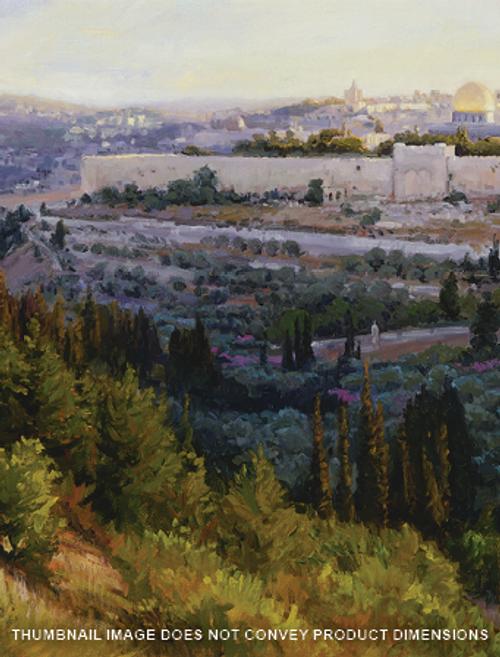 Oh Jerusalem