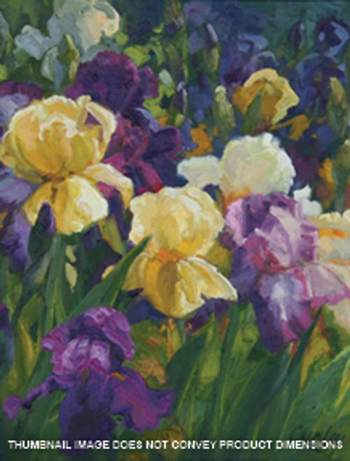 Royal Gold Iris