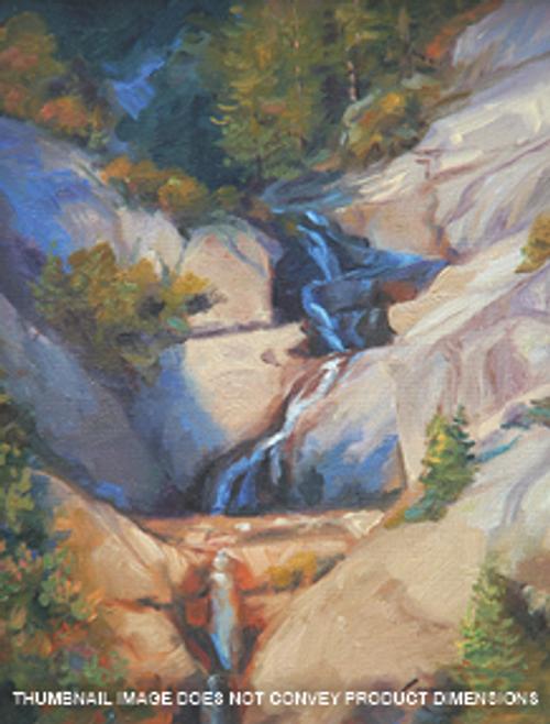 Yosemite Power House Falls