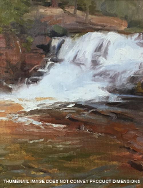 Provo River Upper Falls #2
