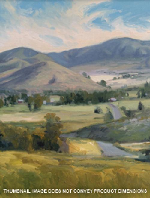 View from Clark's - Wallsburg