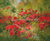 Linda Curley Christensen Poppies Bright Big Red