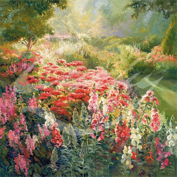 Linda Curley Christensen Floral Joy