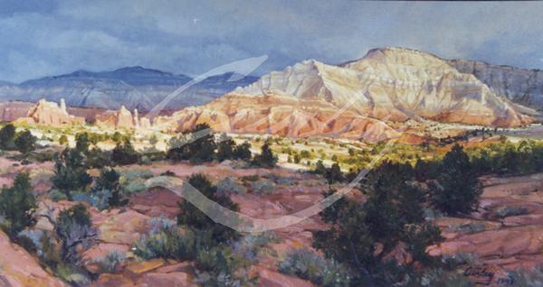 Linda Curley Christensen Kodachrome Basin