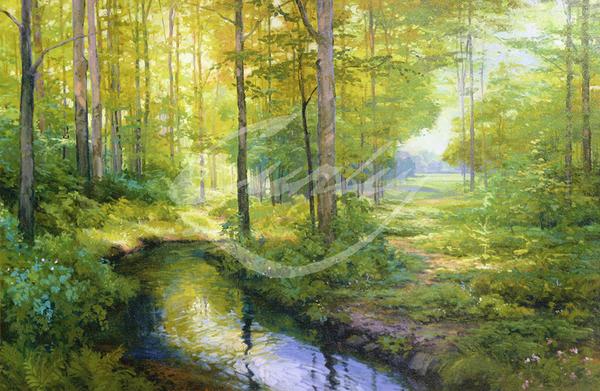 Linda Curley Christensen Sacred Grove