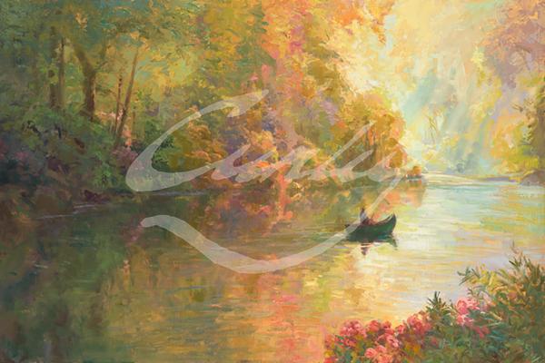 Linda Curley Christensen Life As A River