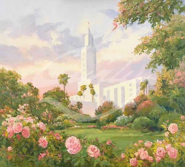Linda Curley Christensen Los Angeles Temple