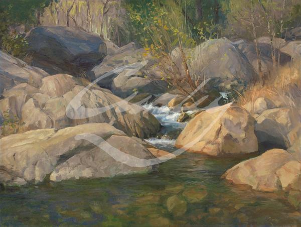 Linda Curley Christensen Water in the Desert