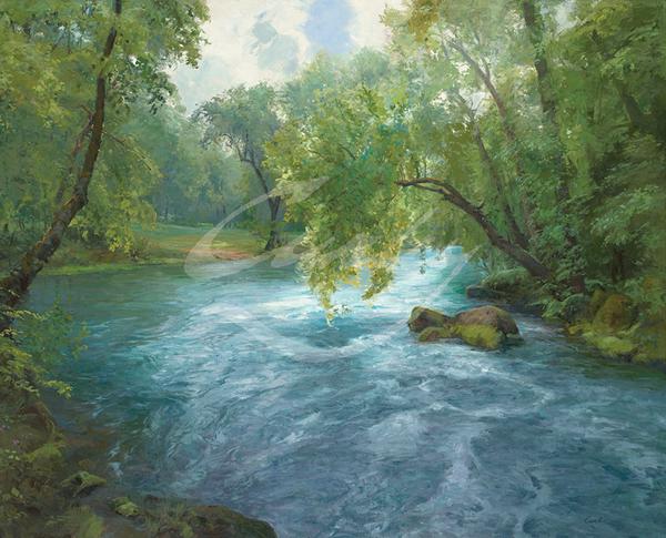 Linda Curley Christensen Pure Waters