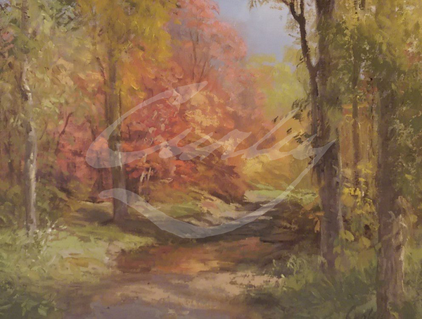 Linda Curley Christensen Colorful Crossover