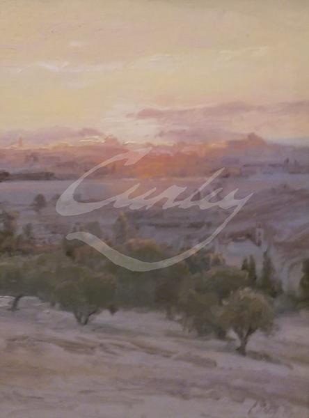 Linda Curley Christensen Holy City