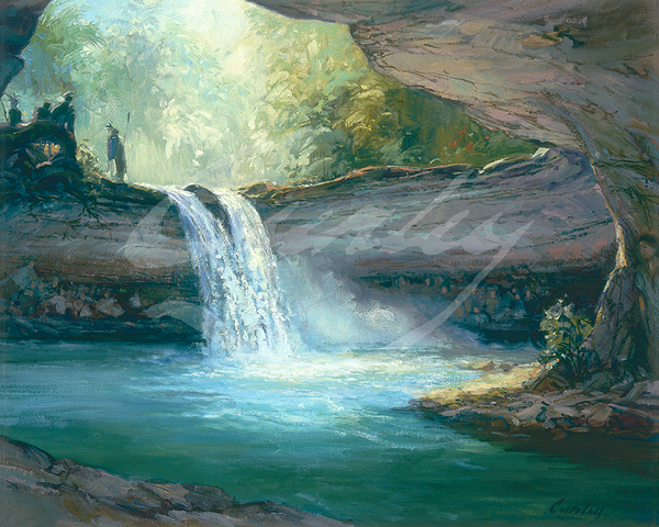 Linda Curley Christensen Waters of Mormon