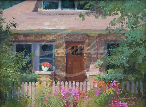 Linda Curley Christensen Sprackland House Midway