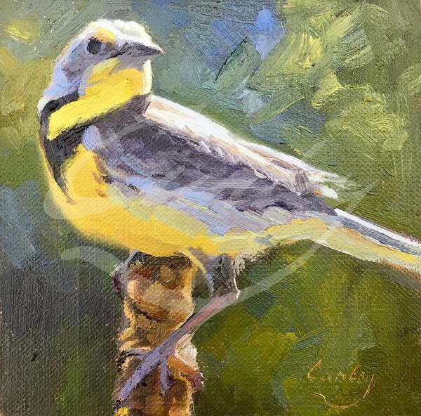 Linda Curley Christensen Meadowlark