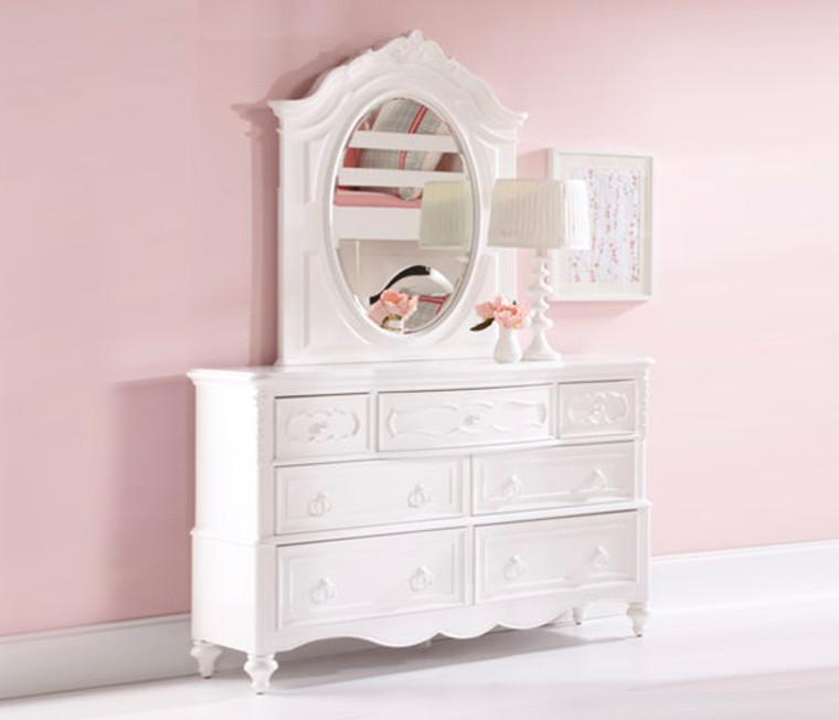 Precious 7 Drawer Dresser Only