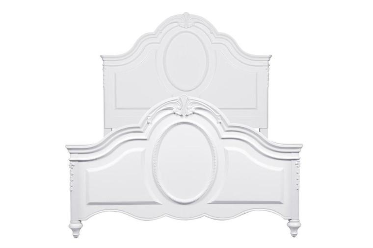Precious Full Panel Bed