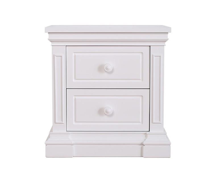 Jackson Nightstand (White)
