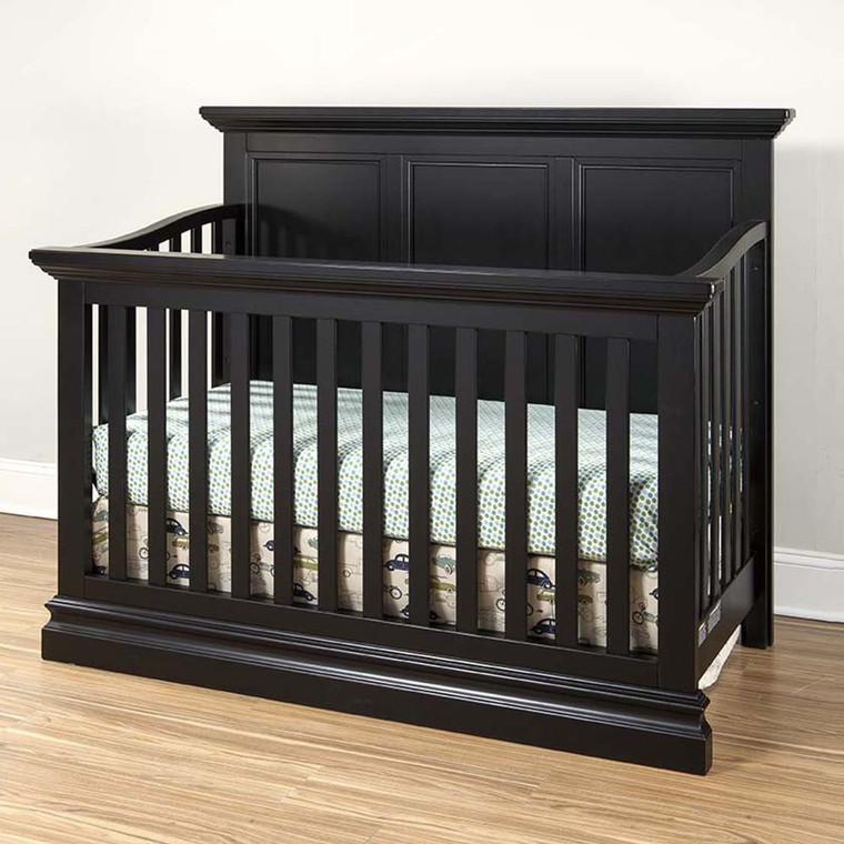 Pine Ridge Crib (Black)