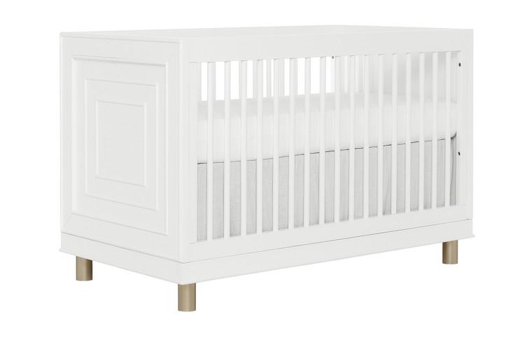 Art Deco Island Crib