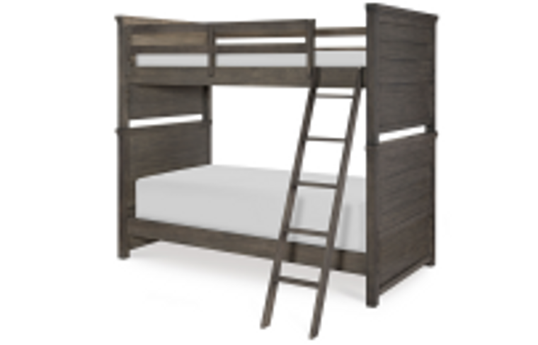 Bunk House Twin Over Twin Bunk Bed
