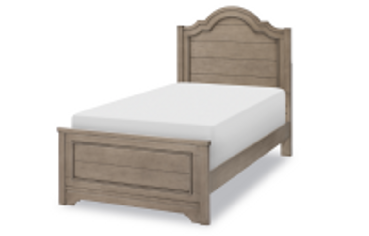 Lancaster Twin Arched Bed