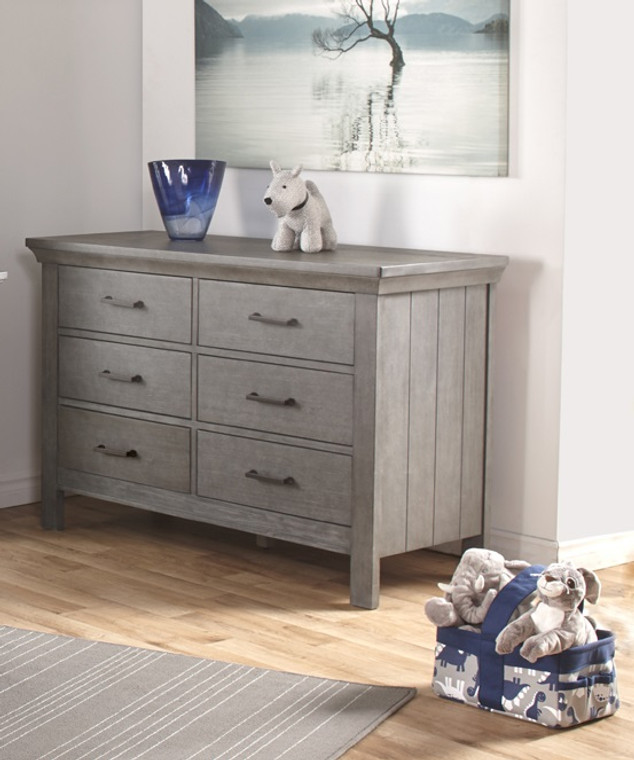 Governor 6-Drawer Dresser