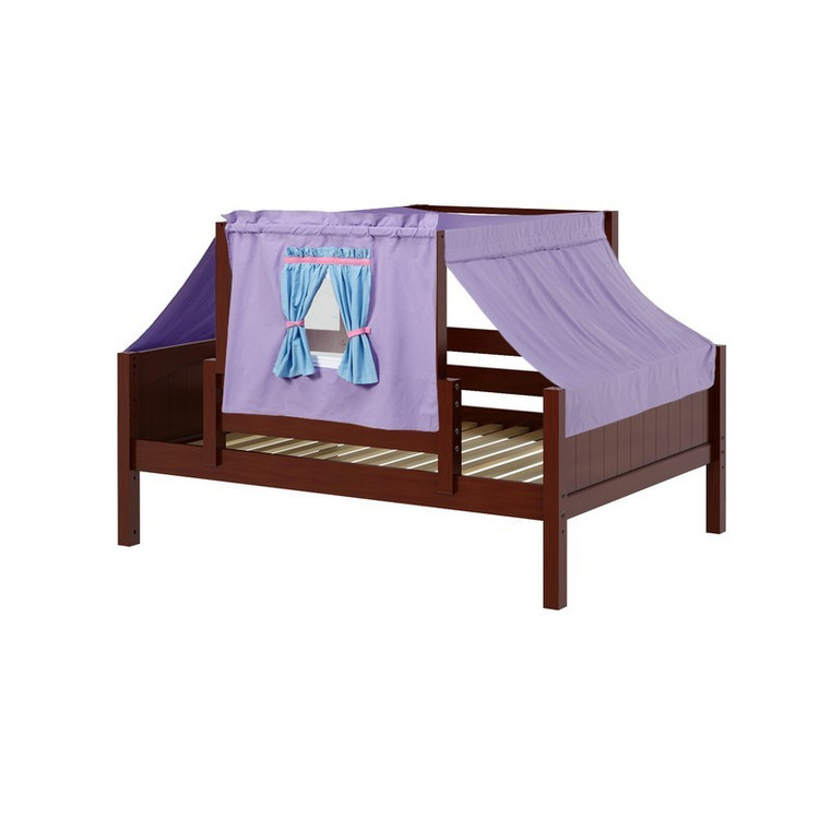 Maxtrix #YES** Full Daybed w/ Rails & Colored Top Tent