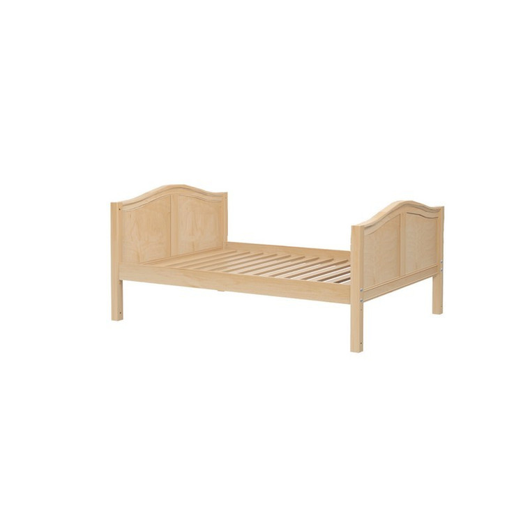 Maxtrix Full Basic Bed (Curved)