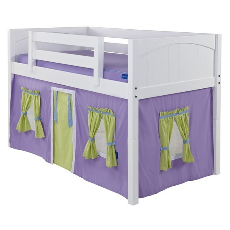 Maxtrix Twin Underbed Curtain (for Low Lofts & Bunks)