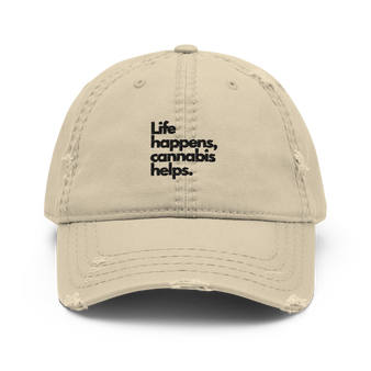 Life Happens Dad Hat