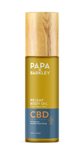 CBD Releaf Body Oil