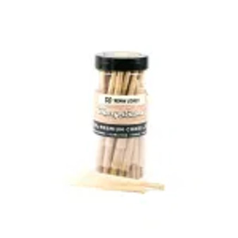 Unbleached Pre Rolled Cones – 50 Count
