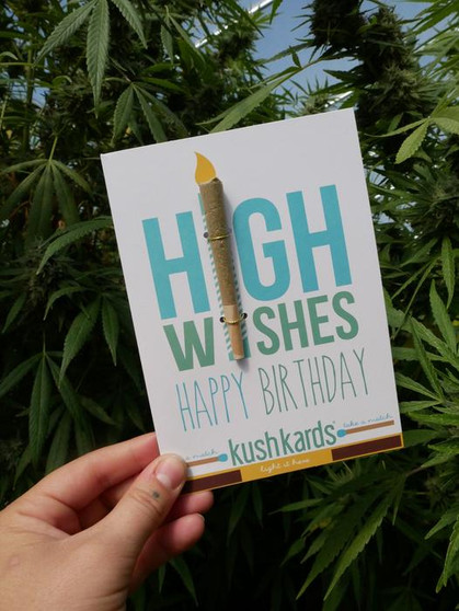 High Wishes Greeting Cards
